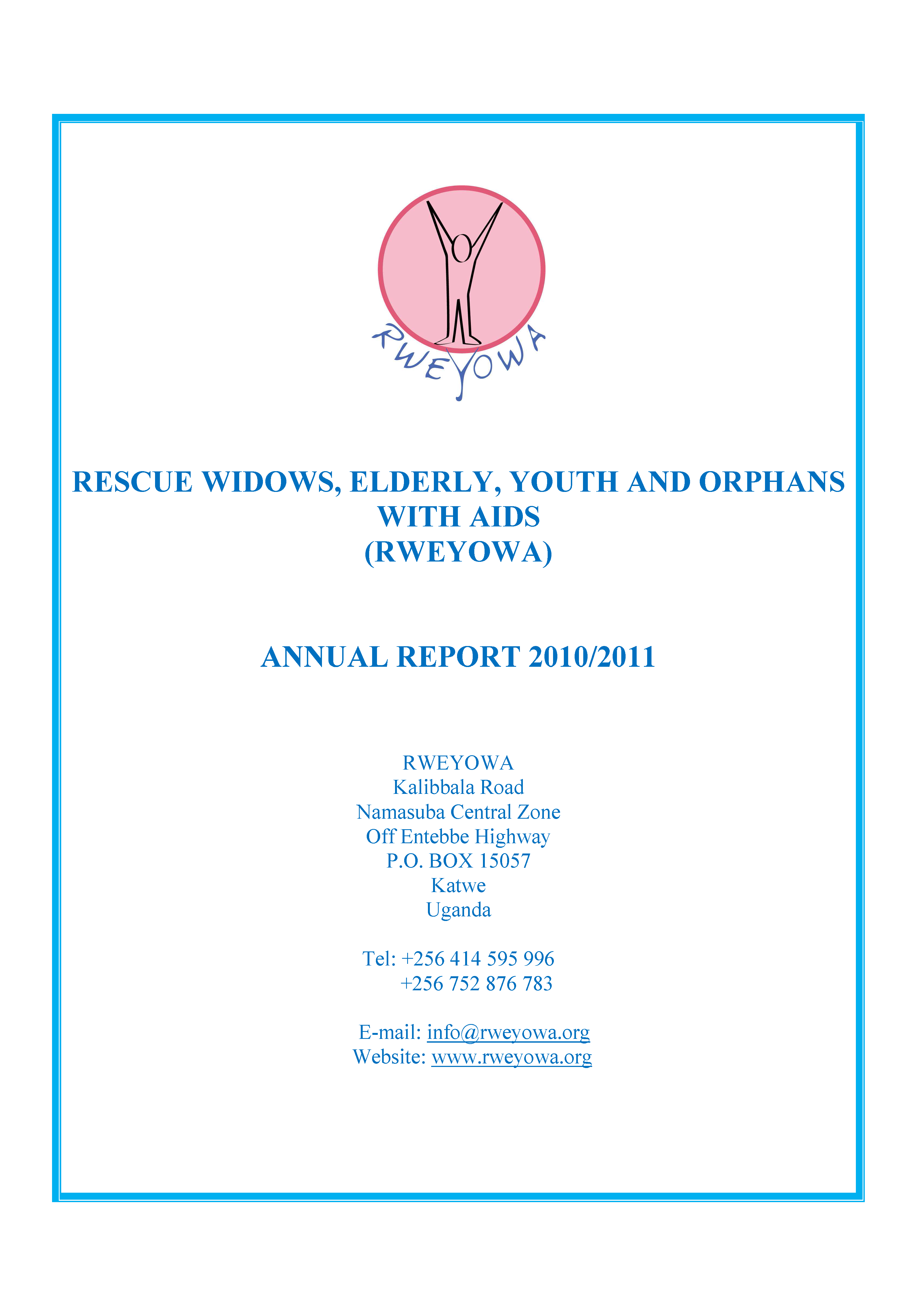 2010-2011 Annual Report 1